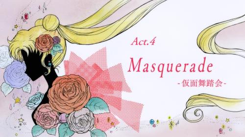 Act. 4 - MASQUERADE - Masquerade Ball