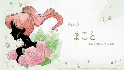 Bishoujo Senshi Sailor Jupiter Crystal!